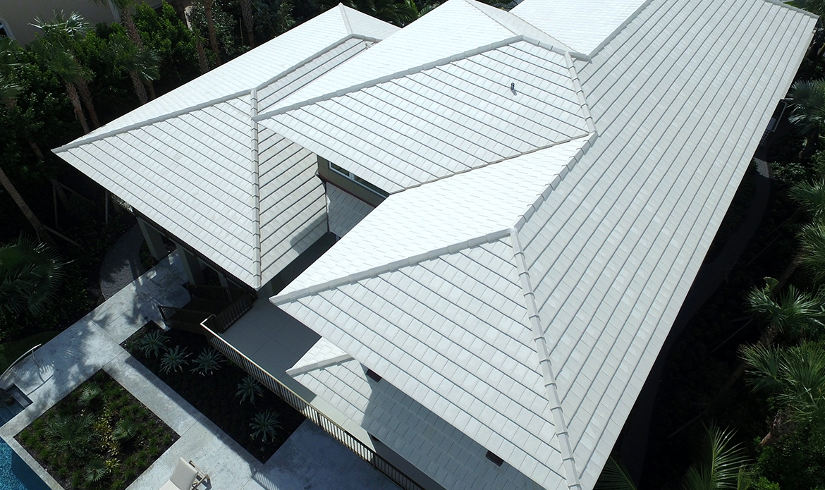 Flat Tile Verea Clay Roof Tiles
